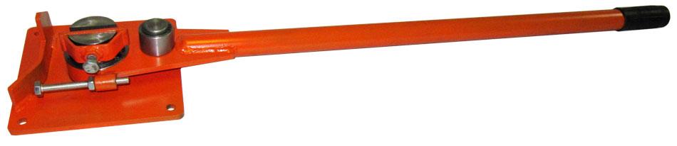 Универсальный ручной станок для гибки арматуры АРГ-1 от российского производителя.